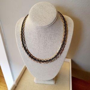 Stella & Dot Jolie Sparkle Chain Link Necklace